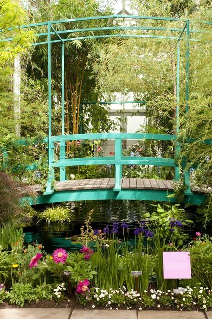 Across the Forest Bridge