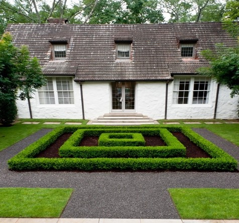 Boxed Hedges