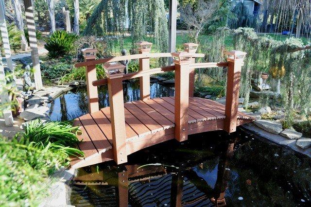 Over the Pond Bridge