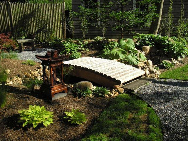 Separating the Garden