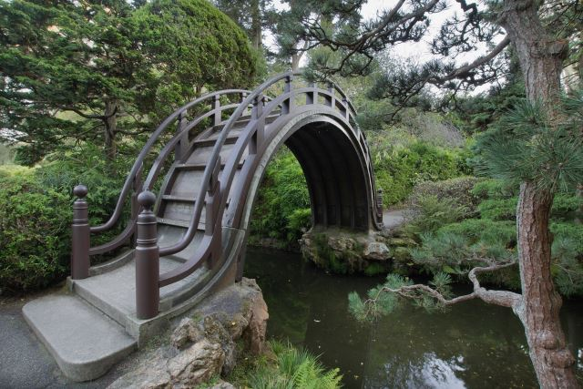 The Mysterious Bridge